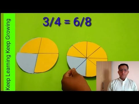 FRACTION MATHS TLM & ACTIVITY for grade 4,5,6 BASIC  AND TYPES OF FRACTION WITH MATHS PROJECT