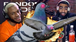 Pigeons are Spy Cameras (ft Demetrius Harmon) ⏤ EP14