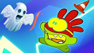 Ghost Terror | Morphle and Friends | Cartoons for Kids| Om Nom