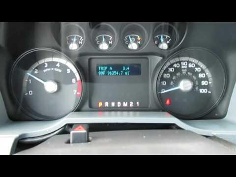 2012 Ford Super Duty F-350 SRW Instrument Cluster Dallas Fort Worth, TX #33756
