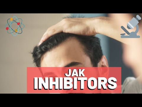 JAK Inhibitors For Hair Loss: The Science