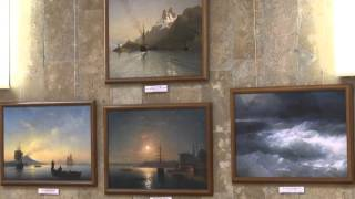 Выставка репродукций картин ''Поэзия пейзажа''