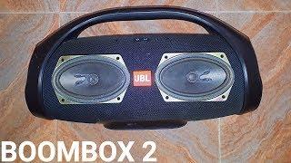 10 ДИНАМИКОВ vs JBL BOOMBOX 2 - ДЕРЖАЛИСЬ ДО ПОСЛЕДНЕГО (перезалив)