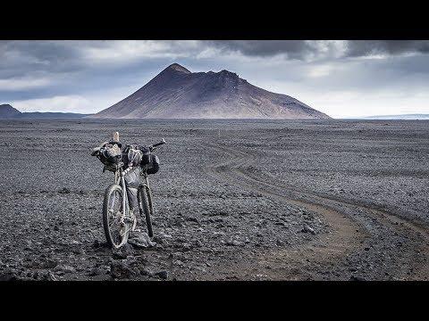 Bikepacking Iceland interior