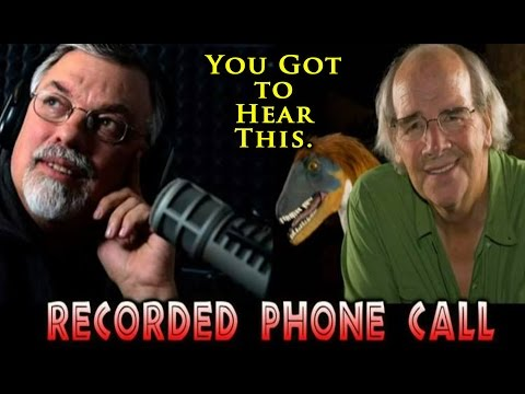 Dinosaurs BUSTED: A RECORDED CALL you'll want to HEAR