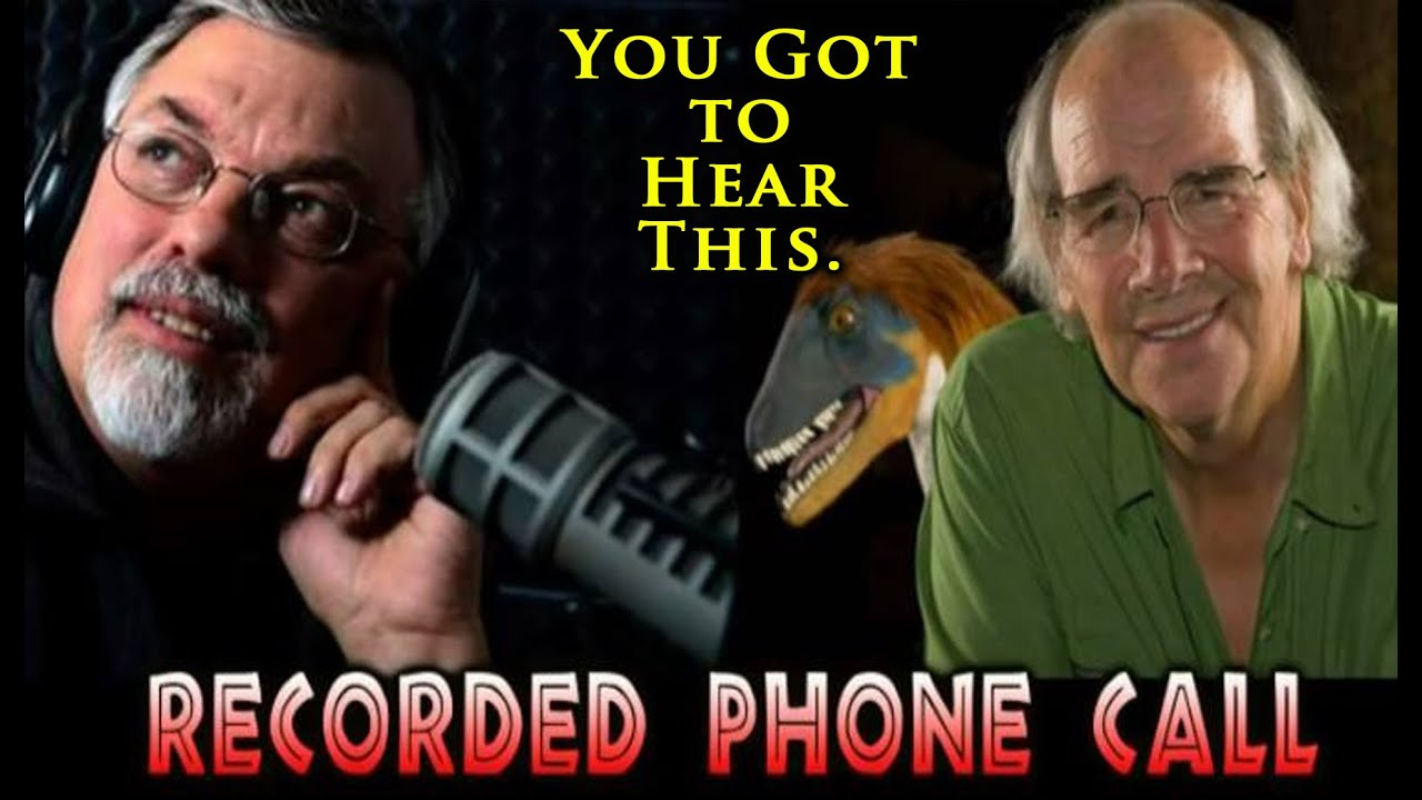 Dinosaurs OFFICALLY YOUNG: A RECORDED CALL you'll want to HEAR