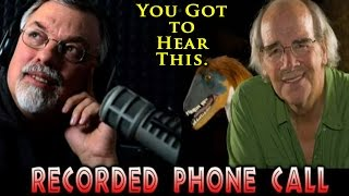Dinosaurs OFFICALLY YOUNG: A RECORDED CALL you