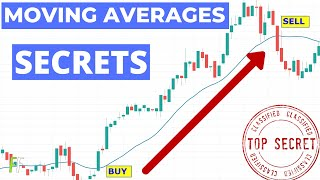 ✅ HOW TO USE MOVING AVERAGES- BTC CASE STUDY
