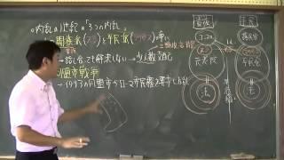 016 ローマ三頭政治・カエサルの時代(教科書42)世界史20話プロジェクト第03話