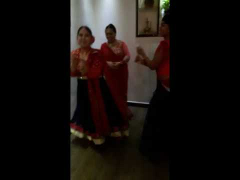 "AJHA NACHLE by INDONESIAN GROUP FRIENDS for ""hAppy wife day"" 😍😍😍"