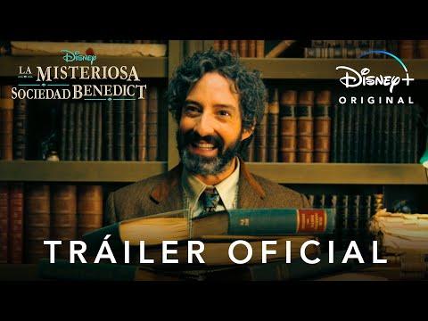 La Misteriosa Sociedad Benedict | Tráiler oficial subtitulado | Disney+