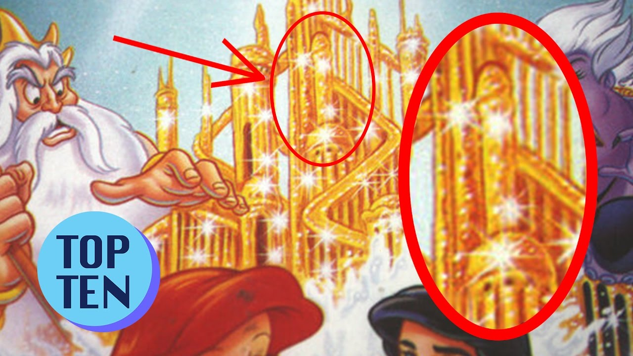messages Disney subliminal