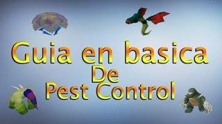 OSRS07   Guia de Minigame en Español   Pest Control - Set Void
