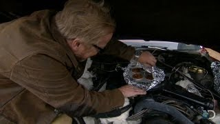 Cooking by...Car | MythBusters