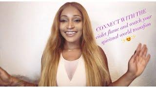 The Violet Flame- An Awakening Spiritual Practice