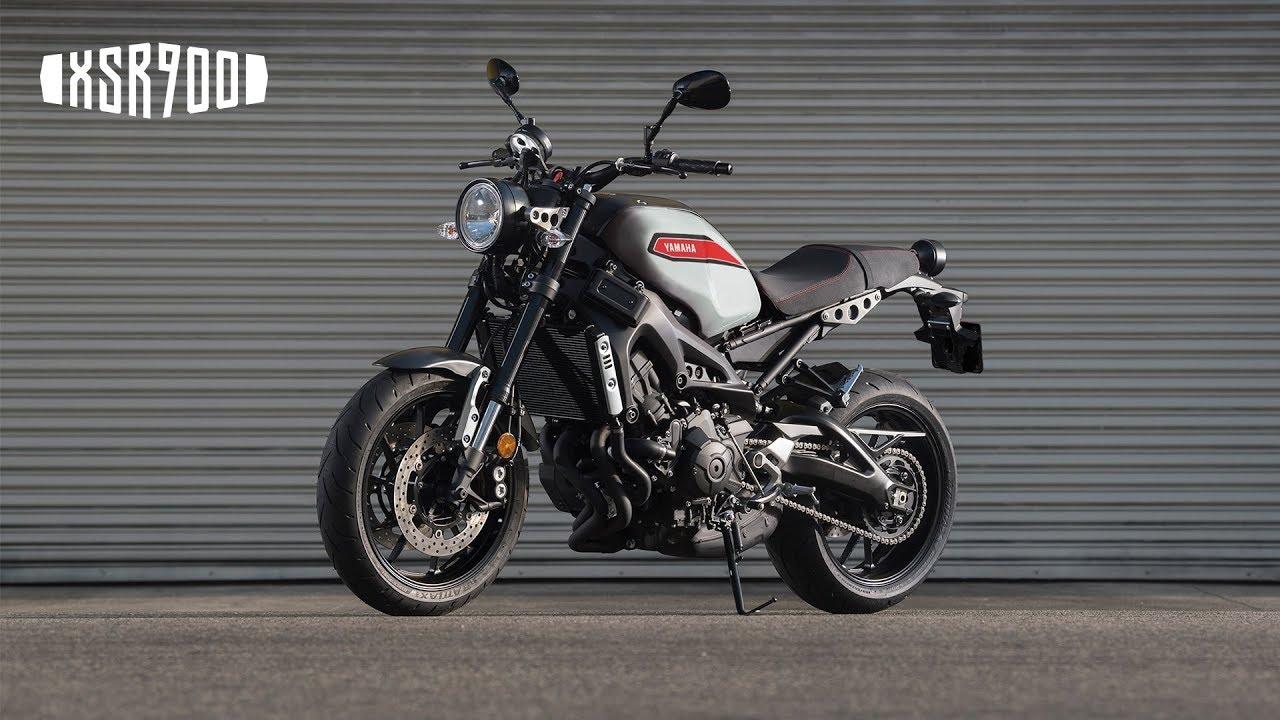 2019 Yamaha XSR900 | Model Overview - YouTube