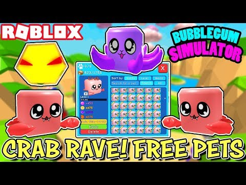 235 06 MB) 🔴 ROBLOX LIVE 🔴 CRAB RAVE! - FREE CRABS AND
