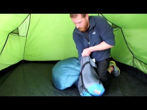 How To Pack A Sleeping Bag