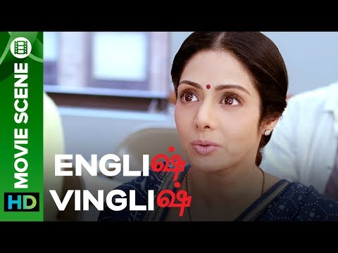 Why not the India and Why the USA ?  English Vingllish