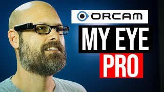 OrCam My Eye Pro @OrCam @TheBlindLife