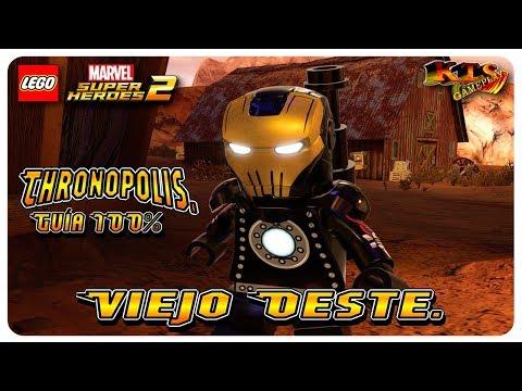 lego-marvel-super-heroes-2.-chronopolis-#14:-viejo-oeste.-[guía-100%]