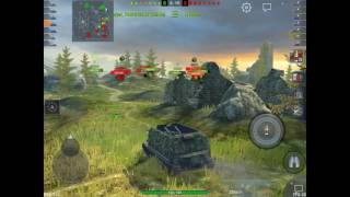 world of tanks blitz LES JUMEAUX EN (Pz.Sfl. IVc) Tiers 5
