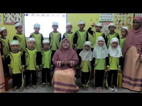 Pelajar 6 Thn Pasti AlHadi Sesi 2016