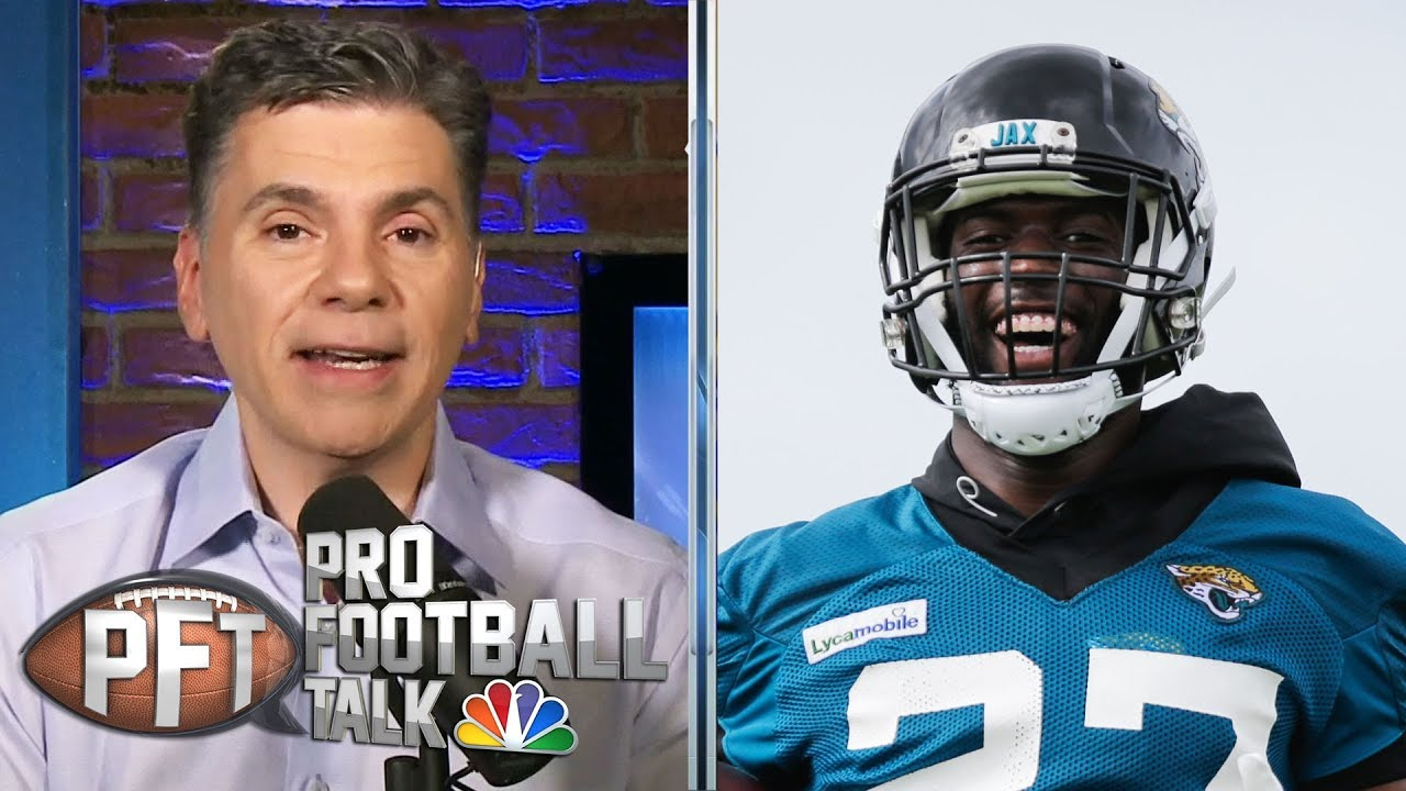 What's more likely: Leonard Fournette bounces back or struggles? | Pro Football Talk | NBC Sports