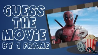 Guess the movie: one frame #3 Marvel Comics