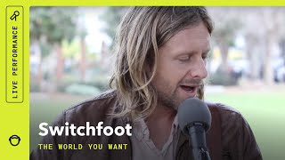 "Switchfoot, ""The World You Want"": South Park Sessions (live)"