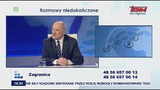 Rozmowy niedokończone: Polityczne podsumowanie roku cz.I