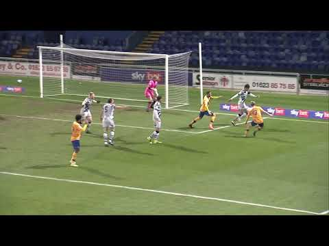 Mansfield Forest Green Goals And Highlights