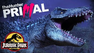 LIKE THE JUNGLES OF ISLA SORNA | theHunter: Primal (Dinosaur Hunting Game)