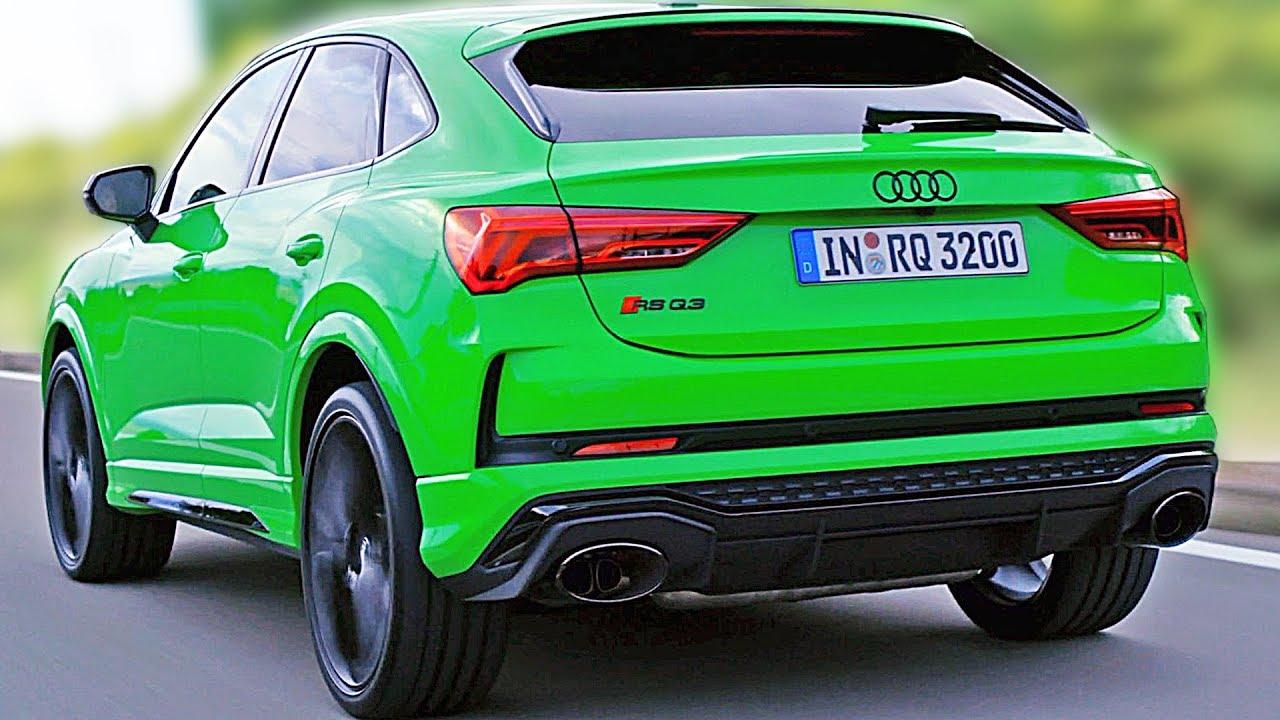Audi RS Q3 Sportback (2020) Sports SUV Coupe - Design ...