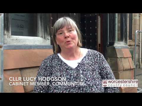 Syrian Resettlement Programme one year on - Cllr Lucy Hodgson