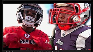 🔥🎬  11u Long Beach Patriots vs South Bay 'Premium' Spartans | Snoop Youth Football League Playoffs
