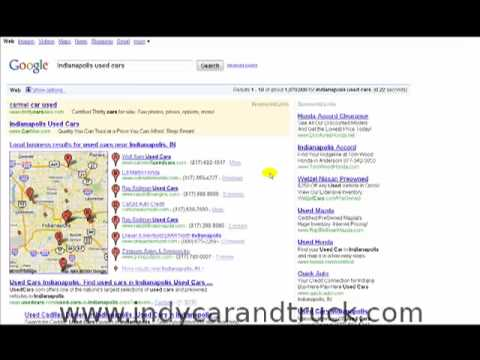 Used Car Buying Secrets in Indianapolis