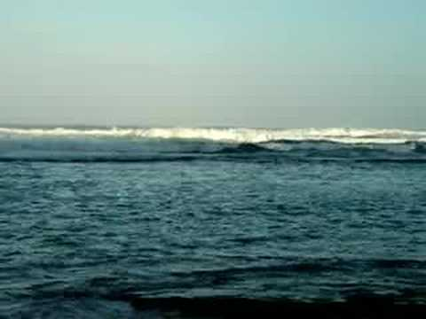 Surf at Haena State Park, Kaua
