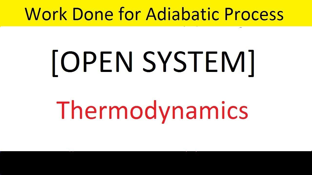 Adiabatic process, its essence and formulas 13