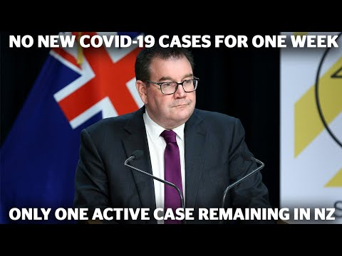 Only one active Covid-19 case remaining in NZ | nzherald.co.