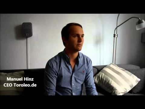 Toroleo.de - Interview mit Manuel Hinz