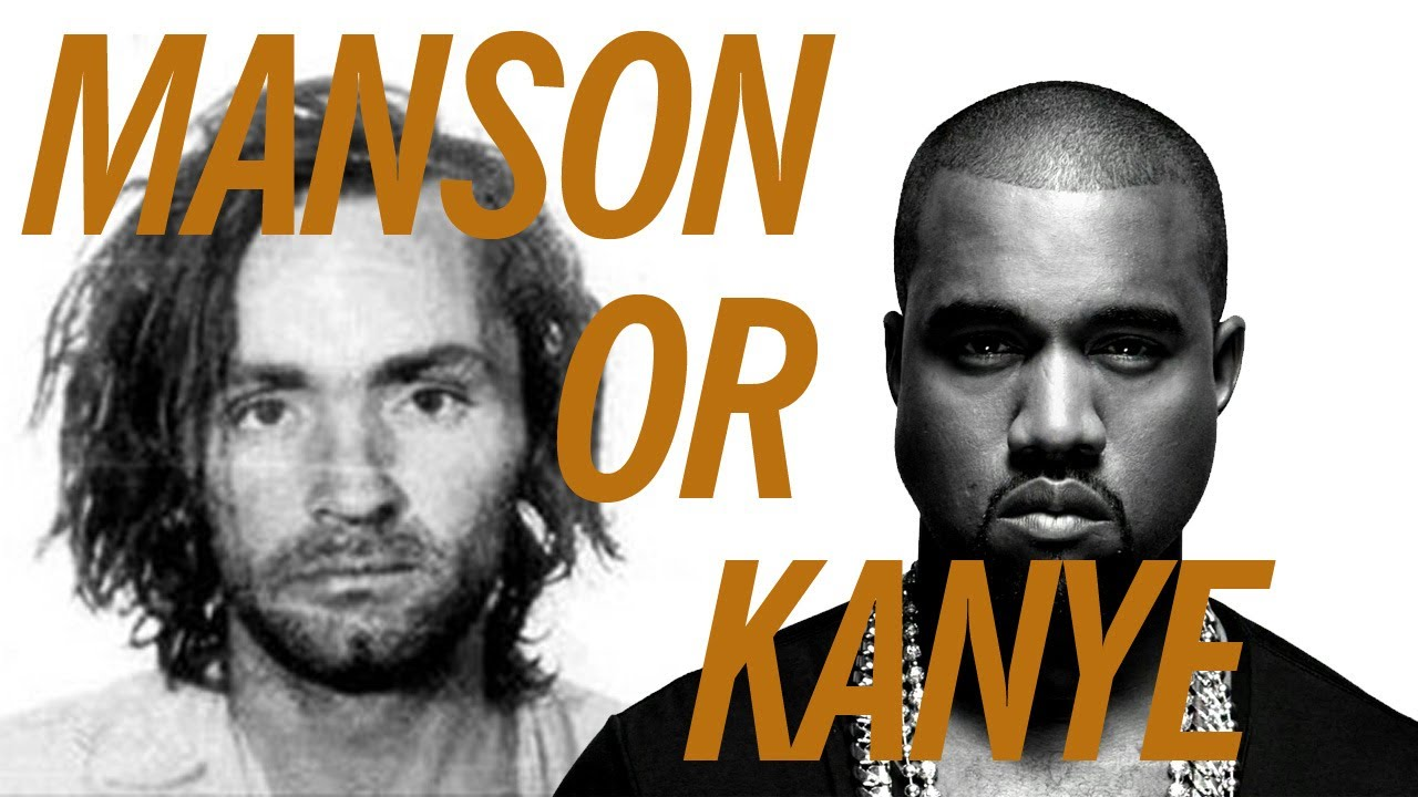 maxresdefault who said it? kanye west or charles manson youtube,Charles Manson Memes