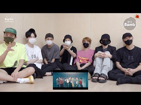 [BANGTAN BOMB] 'Dynamite' MV (B-Side) Reaction – BTS (방탄소년단)