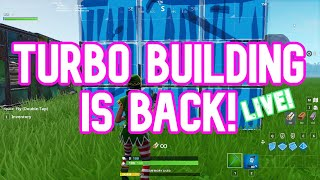 *NEW* FORTNITE X BORDERLANDS , TURBO BUILDING IS BACK, GIFTING SKINS!