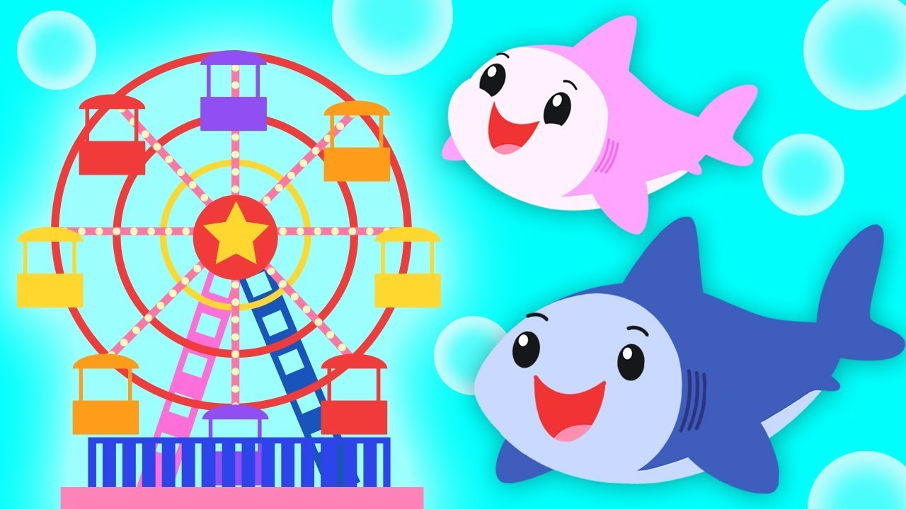 Baby Shark Carnival | DADDY SHARK WEEK | Mother Goose Club Kid Songs and  Phonics Songs