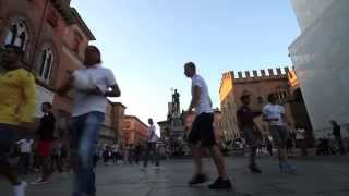 Flash Mob con il Bologna F.C.