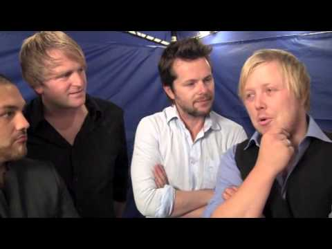 Lind, Nilsen, Fuentes & Holm - Interview in Døgnvill (2009)