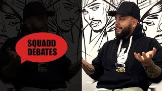 Which Region Is Running Hip Hop Right Now? | SquADD Debates
