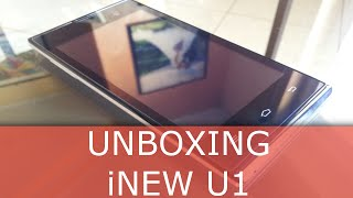 iNew U1: unboxing by ChimeraRevo.com