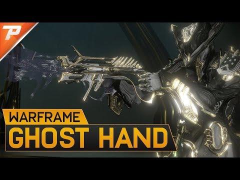 Warframe: The Ghost Hand - Pyrana Primes Ethereal Gun & Build